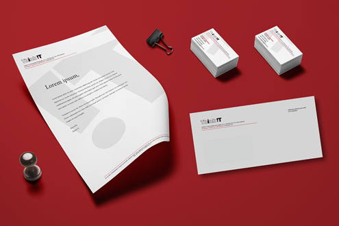Branding and creating new visual identity